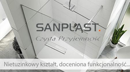 Kabiny Sanplast