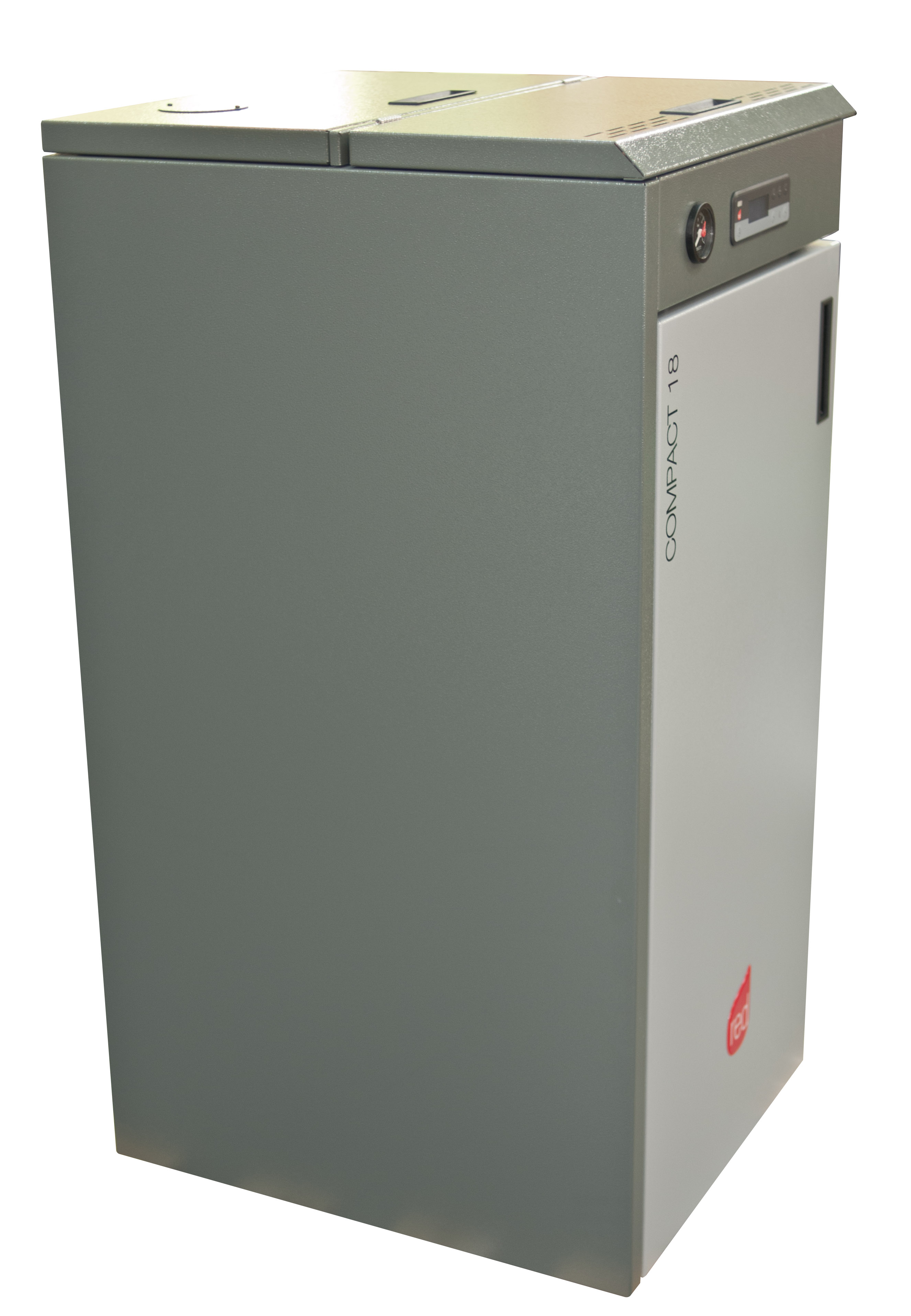 Kocio sta op 14 kw pellet red compact for Mcz red compact 24